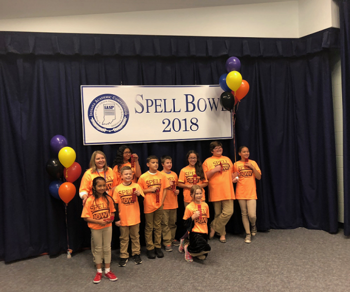 Great Job Spell Bowl Team!